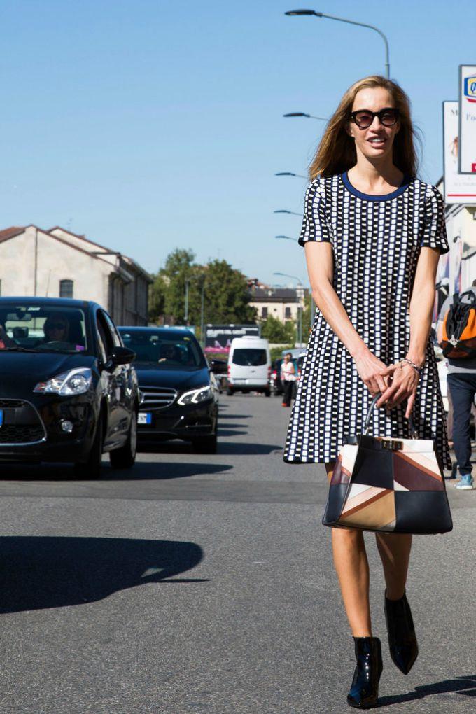 street style milano 5 Najbolje street style kombinacije sa milanske Nedelje mode