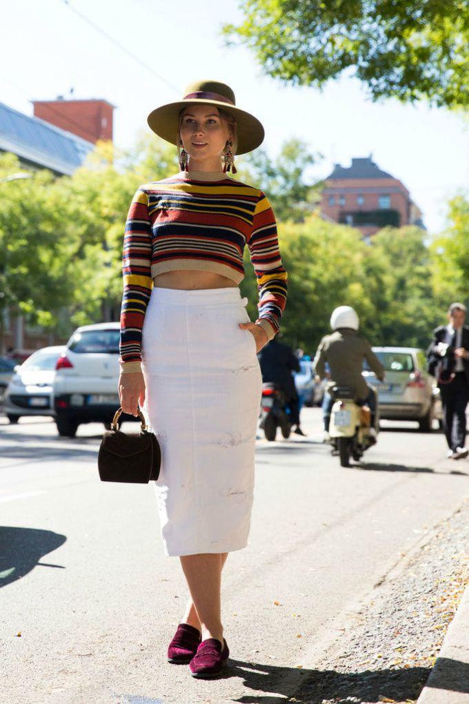 street style milano 6 Najbolje street style kombinacije sa milanske Nedelje mode