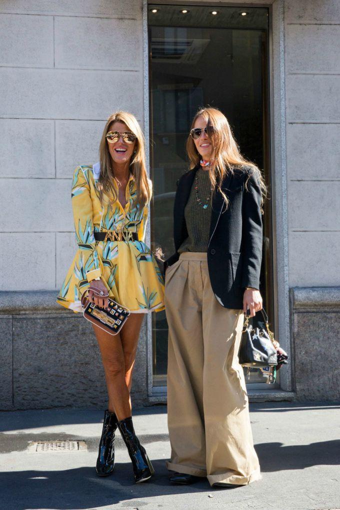 street style milano 7 Najbolje street style kombinacije sa milanske Nedelje mode