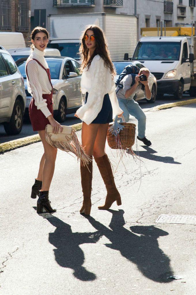 street style milano 8 Najbolje street style kombinacije sa milanske Nedelje mode