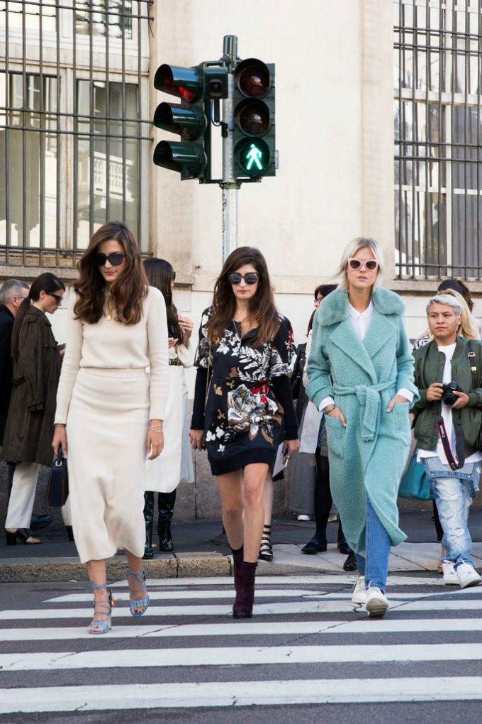 street style milano 9 Najbolje street style kombinacije sa milanske Nedelje mode