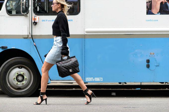 street style nedelja mode u njujorku 1 Street Style na Nedelji mode u Njujorku