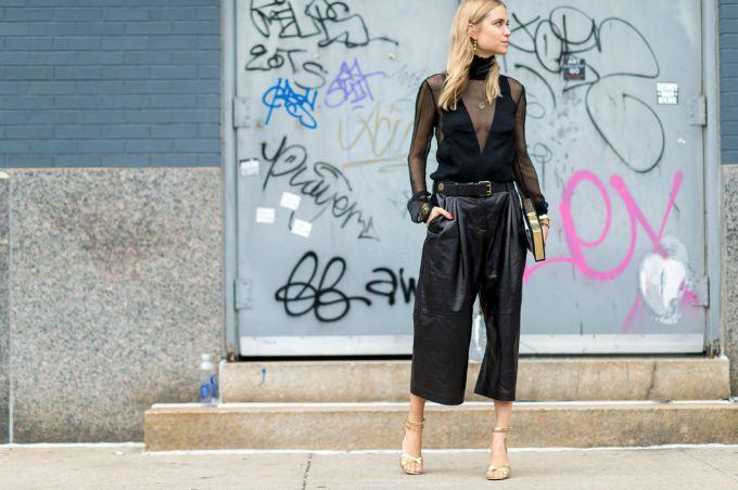 street style nedelja mode u njujorku 2 Street Style na Nedelji mode u Njujorku