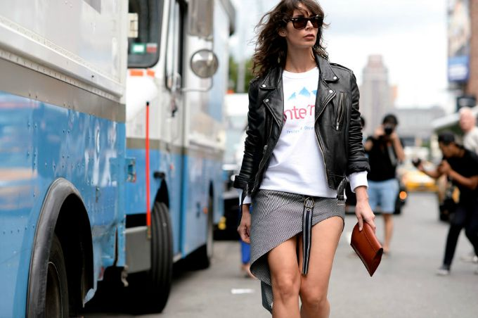 street style nedelja mode u njujorku 4 Street Style na Nedelji mode u Njujorku