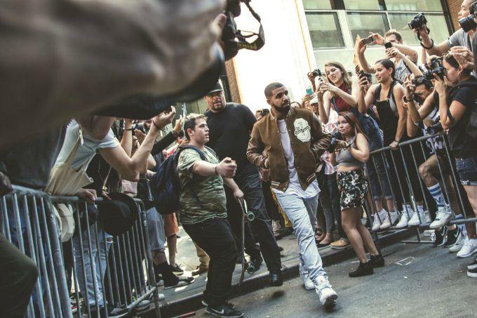 street style revija kanjea vesta 1 Street Style na reviji Kanjea Vesta u Njujorku