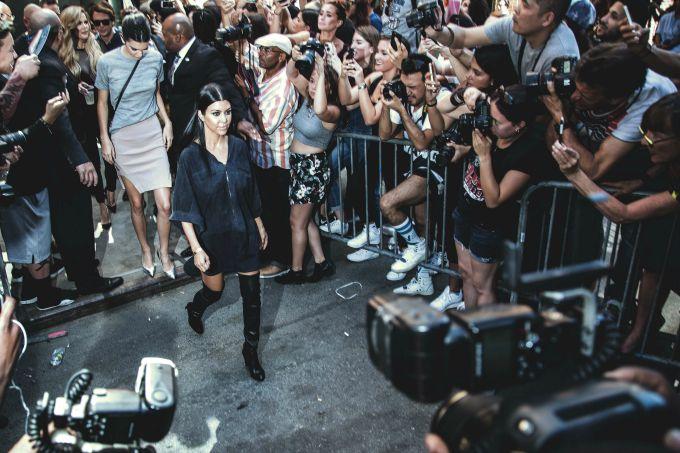 street style revija kanjea vesta 4 Street Style na reviji Kanjea Vesta u Njujorku