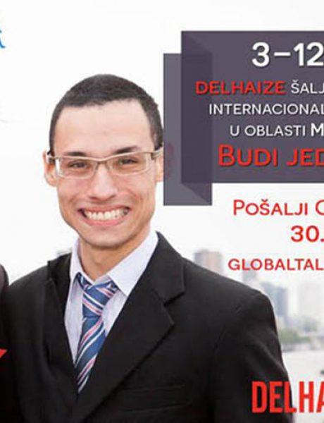 DELHAIZE Serbia u saradnji sa AIESEC-om te šalje na stručnu praksu u inostranstvo!