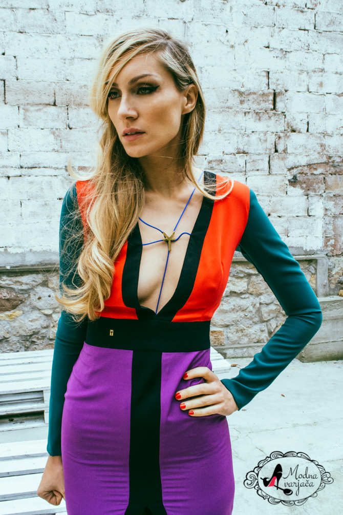 Blake Lively Jelena Gavrilovic Wannabe magazine Modna Varjaca 6 Modna varjača: Stil Blejk Lajvli