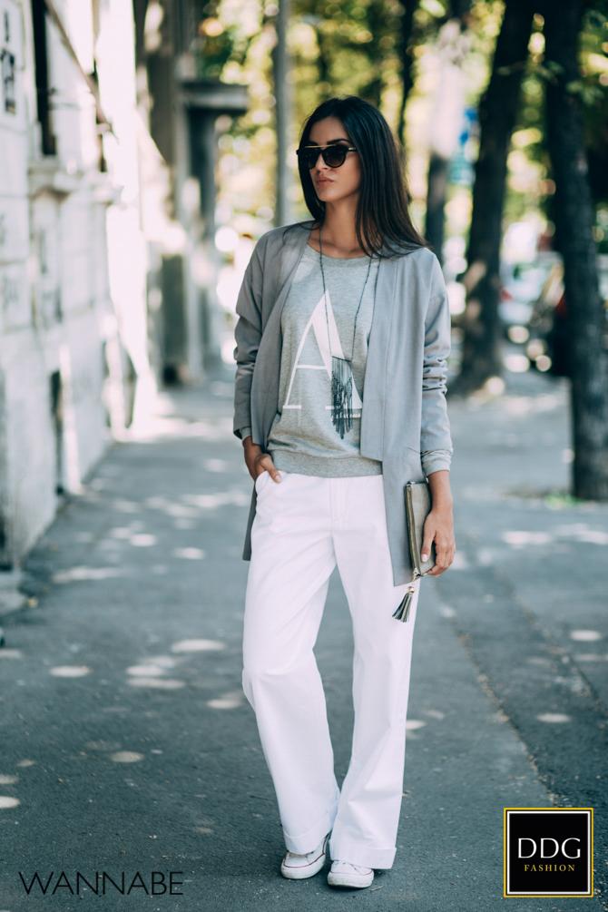 DDG fashion Wannabe predlog 13 Modni predlog DDG: Casual varijanta za jesenju šetnju