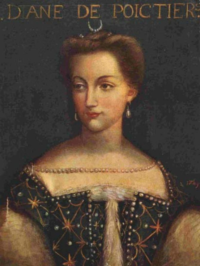 Dajan de Poasije Najstilizovanije žene u istoriji za koje nikada niste čuli