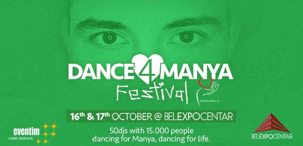 Dance 4 Manya Festival Wannabe intervju: Viktor Savić