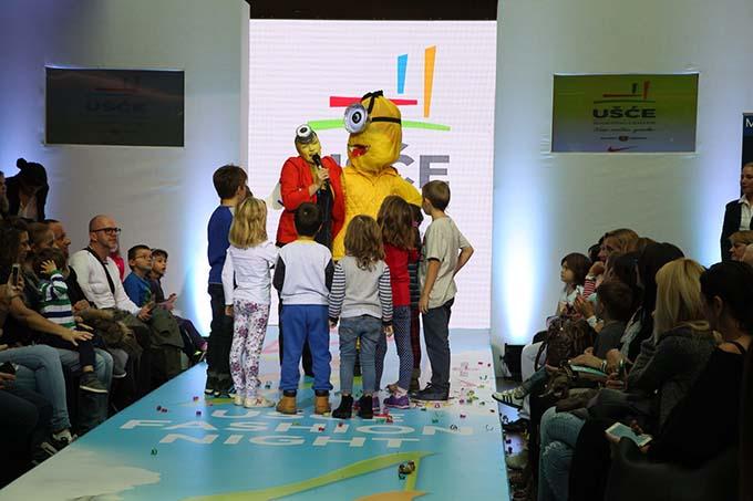 Decja revija Održana još jedna manifestacija Ušće Fashion Night