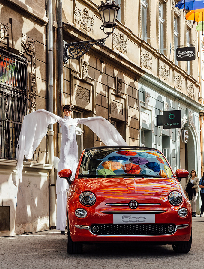 IMG 1182 Premijerno predstavljen novi model Fiat 500 – legenda italijanskog stila