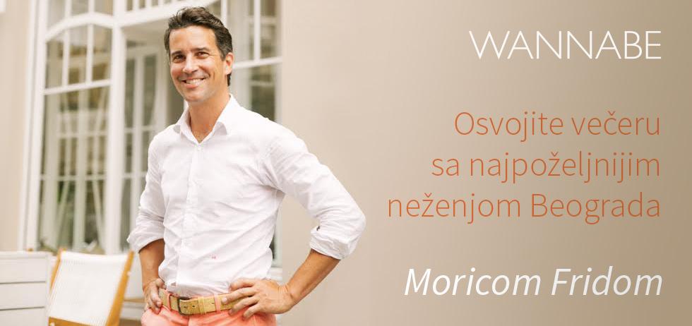 Moritz Frid W980 1 Osvojite večeru sa najpoželjnijim neženjom Beograda, Moricom Fridom