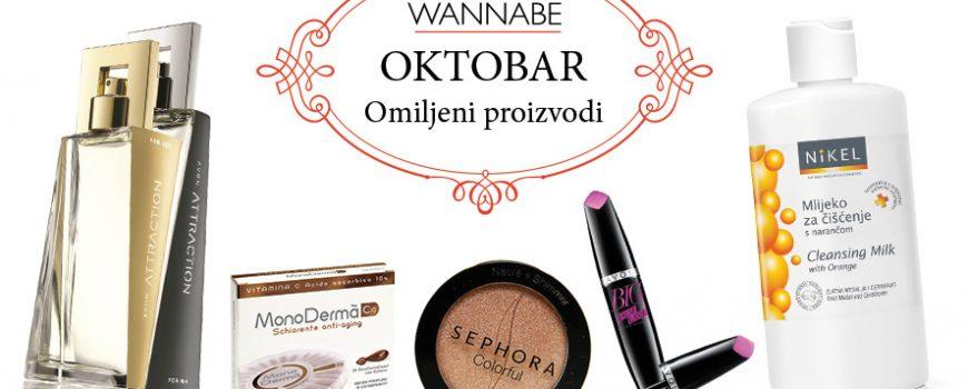 Omiljeni proizvodi za oktobar