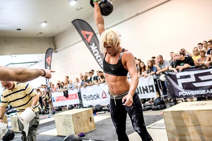 SCD7867 Održano najveće regionalno CrossFit takmičenje