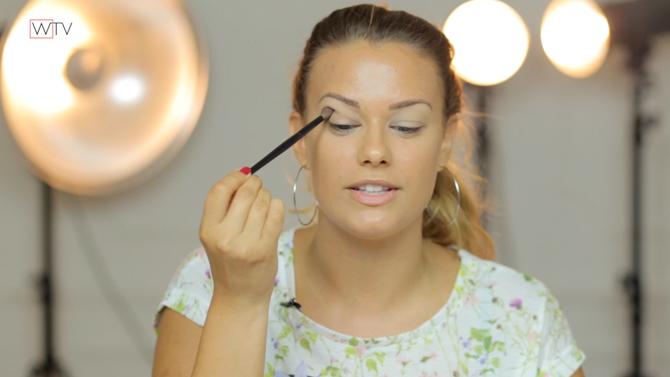 Tamara Cosic blogerka Wannabe magazine Bring OutT he Sparkle Make up tutorijal: Svež i blistav izgled za svaki dan