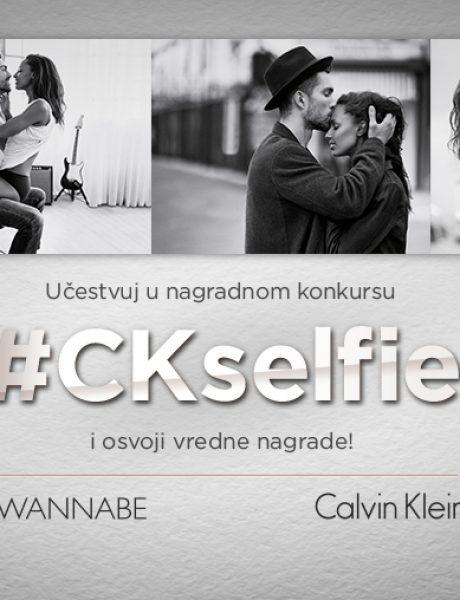 Učestvuj u nagradnom konkursu #CKselfie i osvoji vredne nagrade!