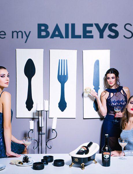 Wannabe editorijal: Taste my BAILEYS Style