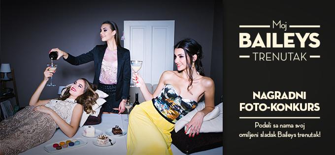 Wannabe Tvoj Baileys trenutak Body W680 Učestvuj u nagradnom foto konkursu Moj BAILEYS trenutak!