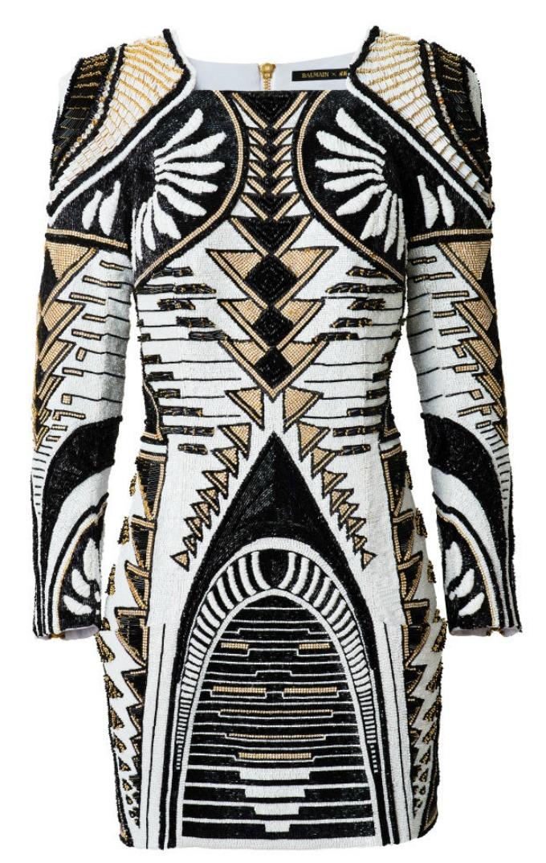 balmain hm 1 Objavljene su cene odevnih komada nove kolekcije brendova Balmain x H&M