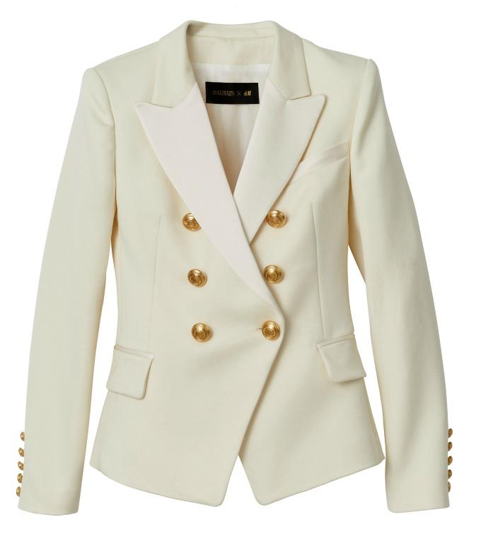 balmain hm 8 Objavljene su cene odevnih komada nove kolekcije brendova Balmain x H&M