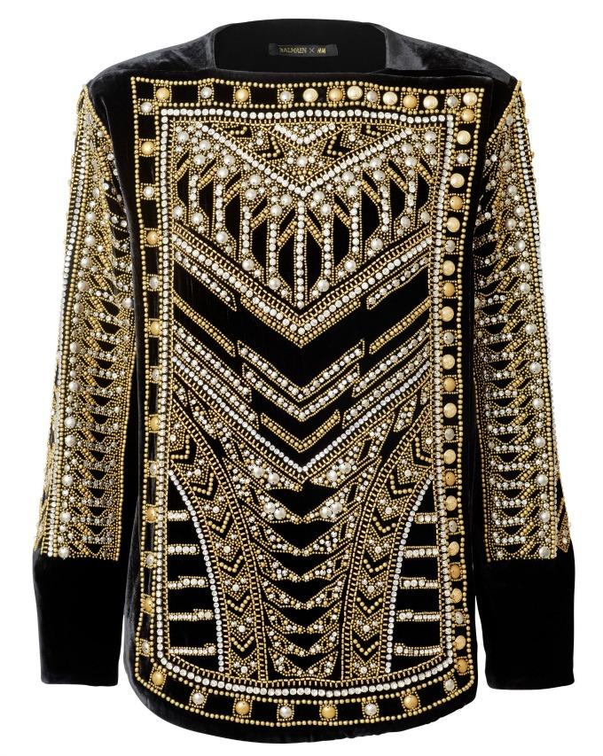 balmain hm 9 Objavljene su cene odevnih komada nove kolekcije brendova Balmain x H&M