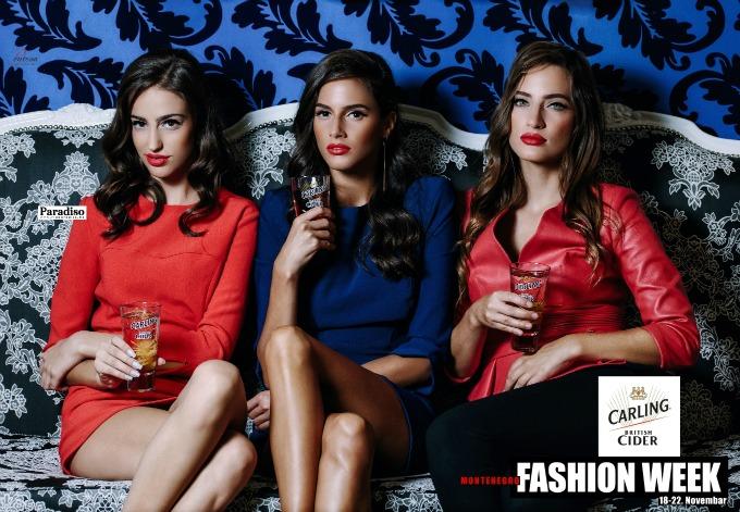 carling fashion week montenegro 1 Ne propustite Carling Fashion Week Montenegro!