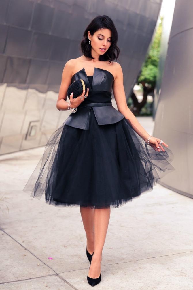 crna haljina Kako da malu crnu haljinu upotpuniš aksesoarima