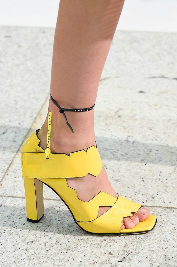 dizajnerske cipele nedelje mode 5 Cipele u koje smo se zaljubili tokom Nedelja mode