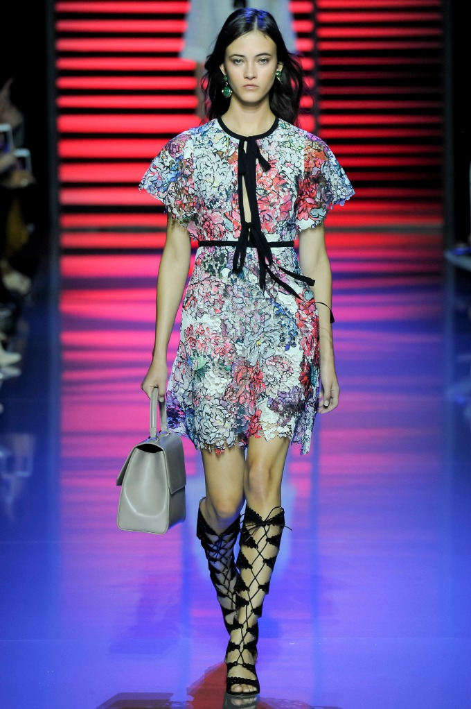 elie saab pfw 1 Eli Sab oduševio prisutne na Paris Fashion Week u
