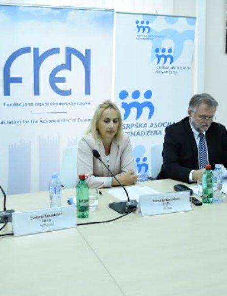 Konkurentska pozicija Srbije u 2015. godini prema izveštaju Svetskog ekonomskog foruma