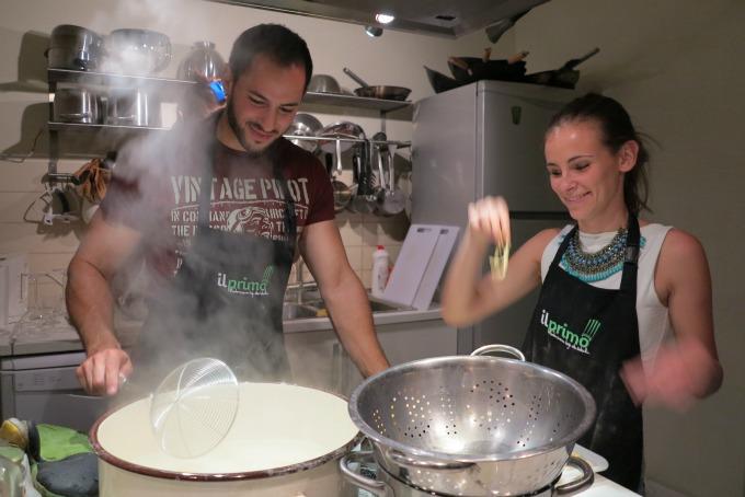 il primo skola kuvanja 1 Krenite na Put oko sveta u Il Primo školi kuvanja