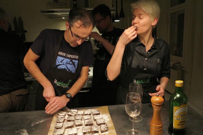 il primo skola kuvanja 4 Krenite na Put oko sveta u Il Primo školi kuvanja