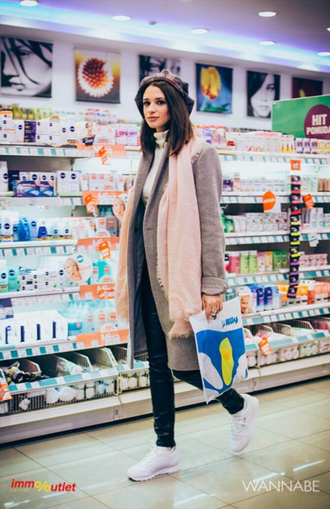 immo outlet centar modni predlog 1 Modni predlozi iz Immo Outlet Centra: Pariski šik na ulicama Beograda