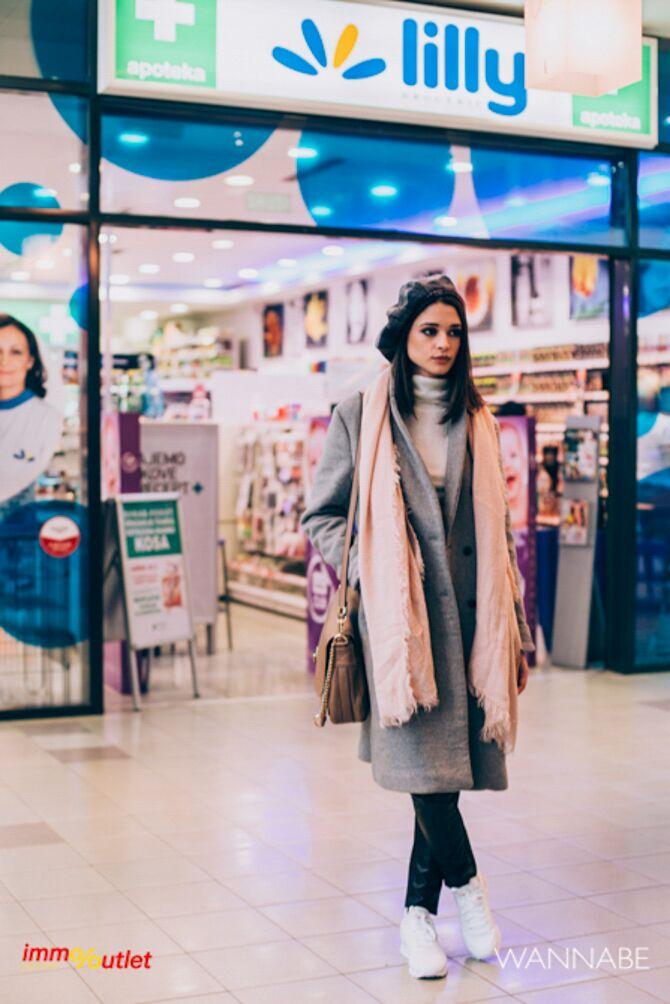 immo outlet centar modni predlog 2 Modni predlozi iz Immo Outlet Centra: Pariski šik na ulicama Beograda