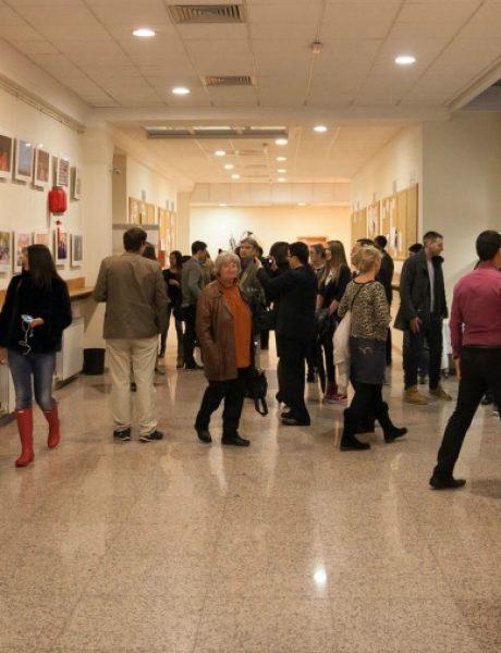 """Otvaranje izložbe """"Moderna Kina"""" u Kineskom centru Džon Nezbit univerziteta"""