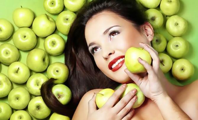 jabuka 1357761017 670x0 Jesenje povrće koje je zdravo za kožu