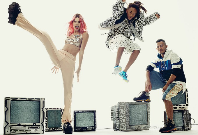 kendal dzener dzidzi hadid americki vogue 1 Kendal Džener i Džidži Hadid u editorijalu američkog Vogue a