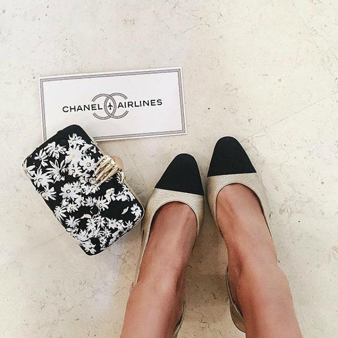 klasicne chanel cipele 7 Klasične Chanel cipele koje su must have modernog doba