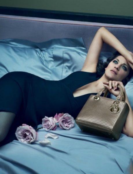 Predivna Marion Kotijar u novoj kampanji Lady Dior