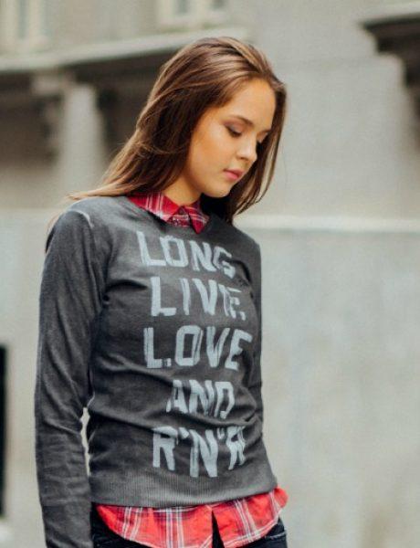 "Modni predlog N Fashion: Budi prava ""Rock'n'Roll Lady"""