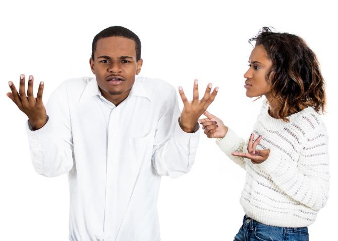 muskarac i zena Znaci da on ne zna šta će sa nezavisnom ženom