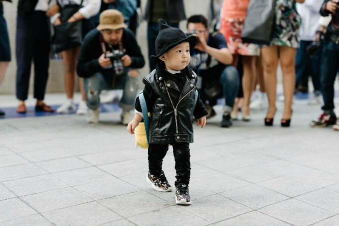 najstilizovaniji klinci 1 Najstilizovaniji klinci na Nedelji mode u Seulu
