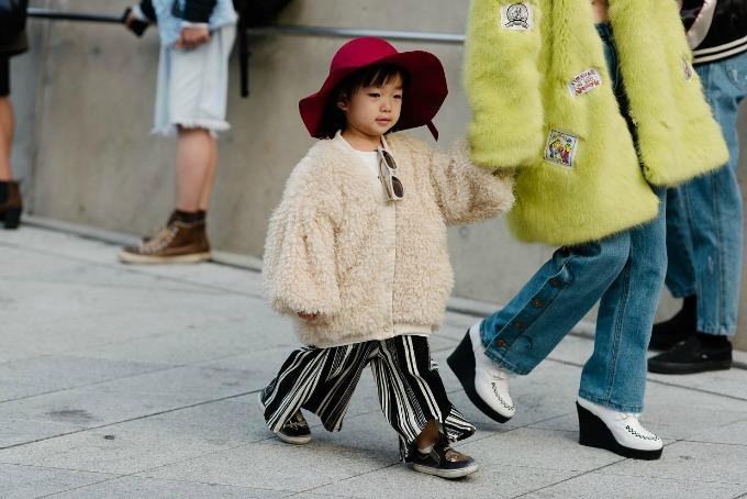 najstilizovaniji klinci 2 Najstilizovaniji klinci na Nedelji mode u Seulu