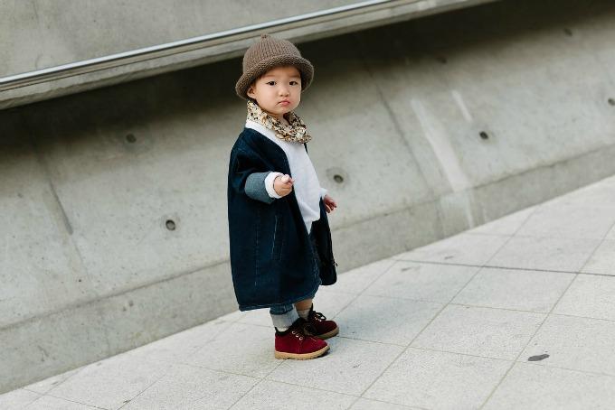 najstilizovaniji klinci 3 Najstilizovaniji klinci na Nedelji mode u Seulu