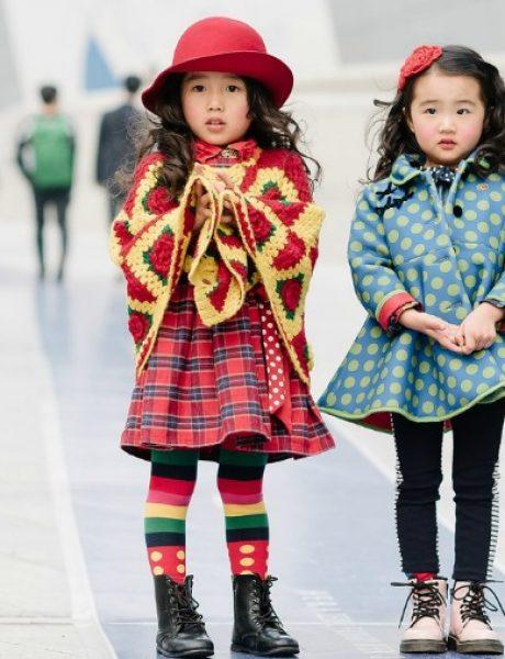 Najstilizovaniji klinci na Nedelji mode u Seulu