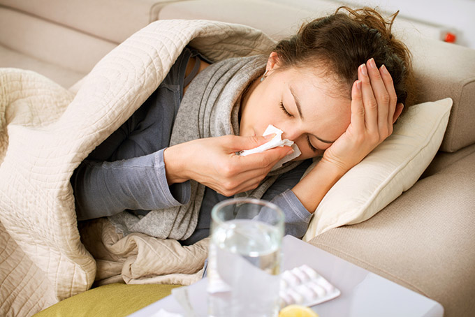 prehlada1 Narodni lek protiv nazeba – samo za hrabre