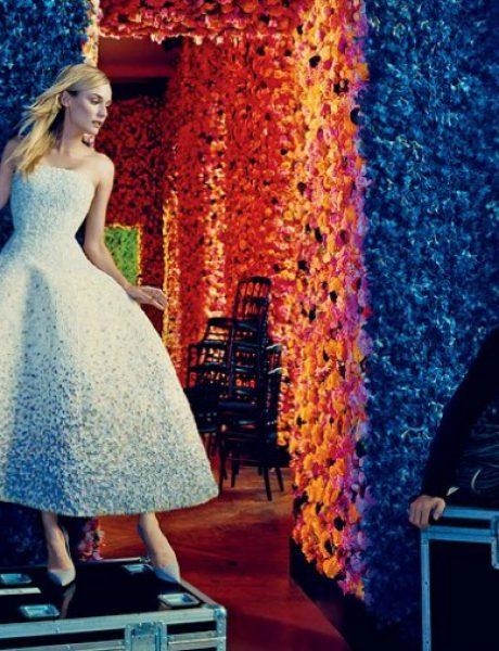 Raf Simons napušta modnu kuću Dior