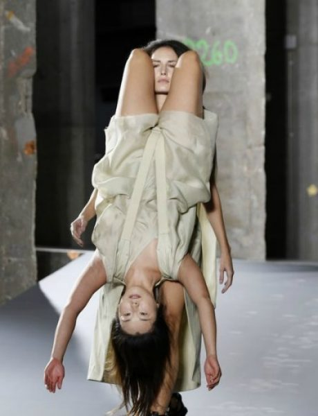 "Rick Owens i Balmain ""pokorili"" Paris Fashion Week"